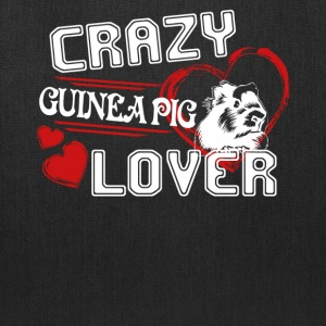 Guinea Pig Lover Shirt - Tote Bag