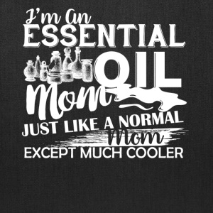 Essential Oil Mom Shirt - Tote Bag