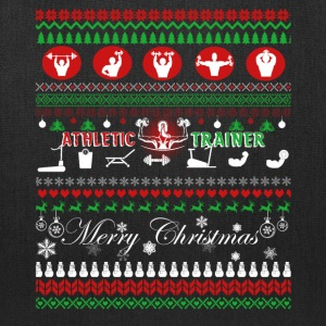 Athletic Trainer Christmas Shirts - Tote Bag