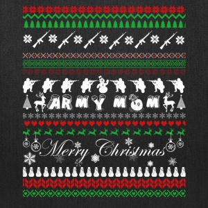 Army Mom Shirt - Army Mom Christmas Shirt - Tote Bag