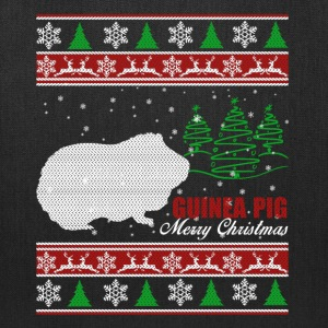 Guinea Pigs Shirt - Guinea Pigs Christmas Shirt - Tote Bag