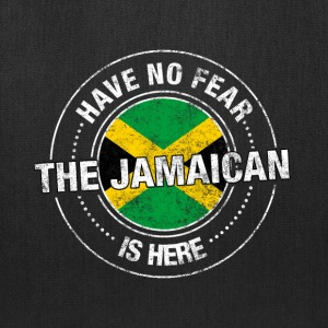 Have No Fear The Jamaican Is Here Shirt - Tote Bag