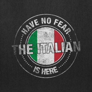 Have No Fear The Italian Is Here - Tote Bag