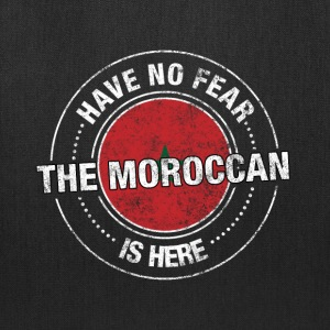 Have No Fear The Moroccan Is Here Shirt - Tote Bag
