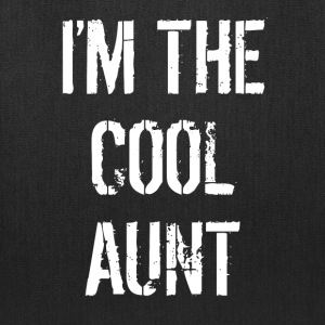 I'm The Cool Aunt - Tote Bag