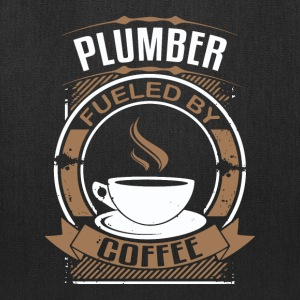 Plumber Fueled By Coffee - Tote Bag
