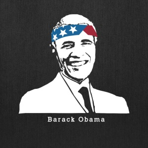 President Barack Obama American Patriot Vintage - Tote Bag
