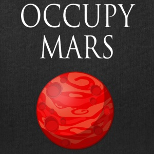 Occupy Mars Space - Tote Bag