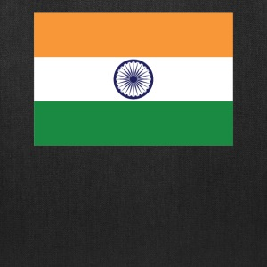 Flag of India Cool Indian Flag - Tote Bag