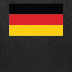 Flag of Germany Cool German Flag - Tote Bag