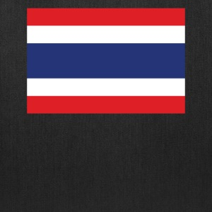 Flag of Thailand Cool Thai Flag - Tote Bag