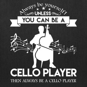 Cello Players Shirts - Tote Bag