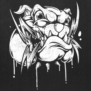 bulldog tees - Tote Bag