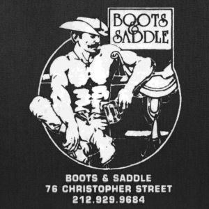Boots and Saddle - Tote Bag