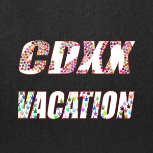 CDXX:420 VACATION! - Tote Bag