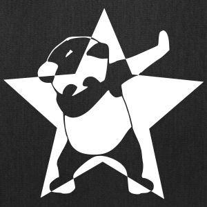 STAR dab PANDA - Tote Bag