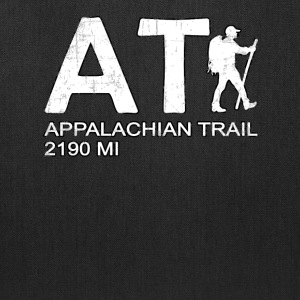 Appalachian Trail AT Hiker - Tote Bag