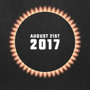 Total Solar Eclipse on 08/21/2017 USA - Tote Bag