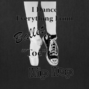 Ballet & Hip Hop - Tote Bag