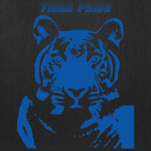 Blue Tiger - Tote Bag