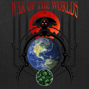 War of the Worlds Martian Spacecraft - Tote Bag