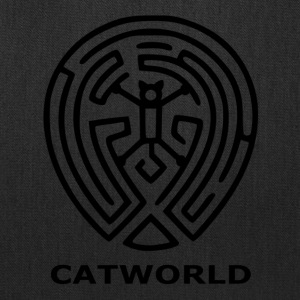 catworld - Tote Bag