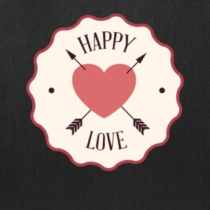 Happy Valentine's Day with Love - Tote Bag