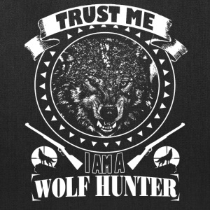 WOLF HUNTER - Tote Bag