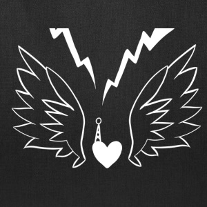 Electric Angel logo - Tote Bag