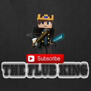 Flub King Gaming!!! - Tote Bag