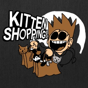 EDDSWORLD KITTEN SHOPPING - Tote Bag