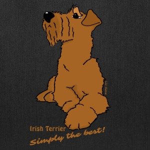 Irish Terrier Simply the best! - Tote Bag
