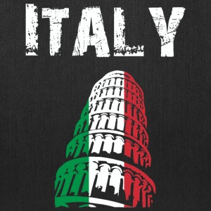 Nation-Design Italy Pisa - Tote Bag