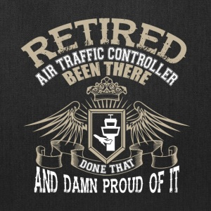 Retired Air Traffic Controller T Shirt - Tote Bag