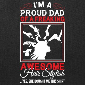 I'm A Proud Dad T Shirt - Tote Bag