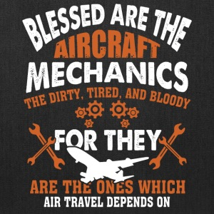 The Aircraft Mechanics T Shirt - Tote Bag