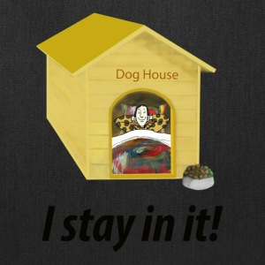 In the Doghouse - Tote Bag