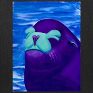 Sea Lion Lucille - Tote Bag