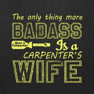 It's A Carpenter's Wife T Shirt - Tote Bag