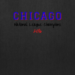 CHICAGO NATIONAL LEAGUE - Tote Bag