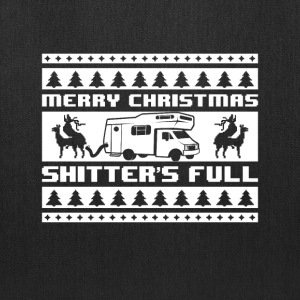 Merry Christmas Shitters - Tote Bag