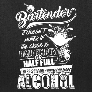 Bartender Shirts - Tote Bag