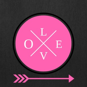 LOVE Compass - Tote Bag