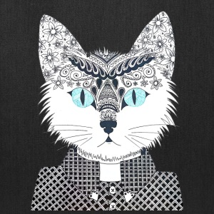 Plain Cat - Tote Bag