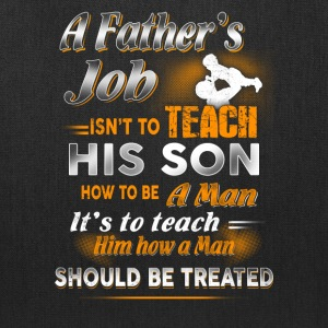 A Father s Job Farmer T Shirts - Tote Bag