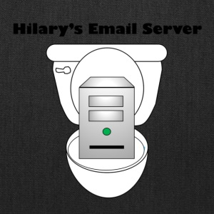 Hilary's Email Server - Tote Bag