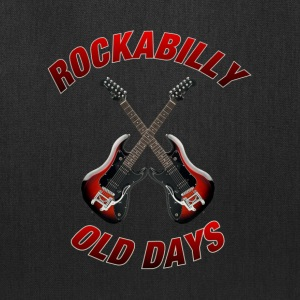 Rockabilly 60's Good Old Days - Tote Bag