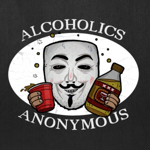 Alcoholics Anonymous - Tote Bag