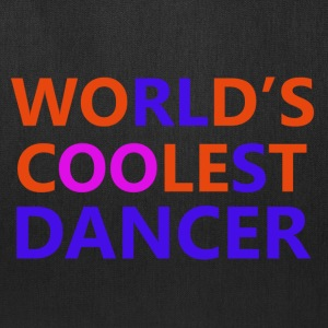 coolest dancer design - Tote Bag