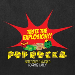 Pop Rocks - Tote Bag